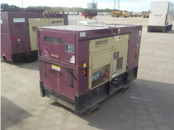 Denyo Generator, Kubota Engine (Spares) - industrie generator