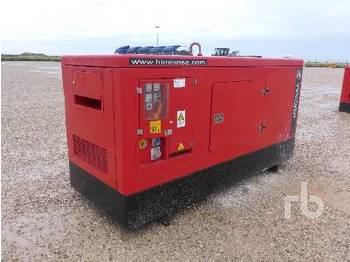 HIMOINSA HFW100 100 KVA Skid Mounted - industrie generator