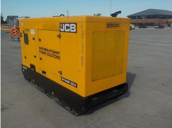 JCB G81RX - industrie generator