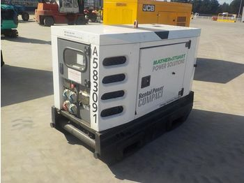 SDMO R22 - industrie generator