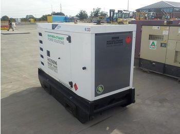 SDMO R33C3 - industrie generator