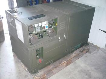 Industrie generator Stromaggregat Lindenberg-Anlagen SEA 6,5 kW DB 6,5 DDAE