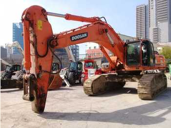 DOOSAN DX 520 LC [ Copy ] - rupsgraafmachine