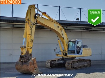 New Holland E385 B LC Good working condition - Hammer line - rupsgraafmachine