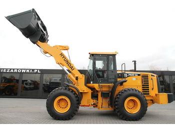 HYUNDAI 19 T / 760-9A XTD / bucket / a-c / camera / LIKE NEW - wiellader