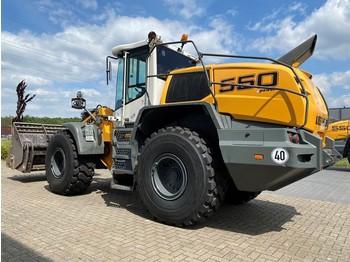 Liebherr L 550 Xpower - wiellader