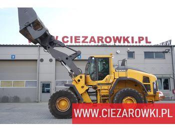 VOLVO L150H , 26 t , OptiShift , weight LoadMaster - wiellader