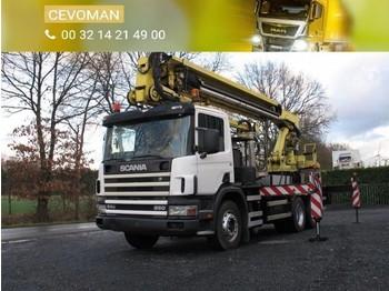 Автовишка Scania 94G 260: фото 1