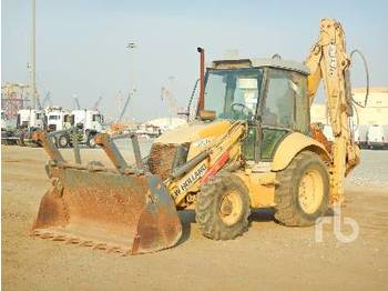 Екскаватор-навантажувач NEW HOLLAND B90B 4x4