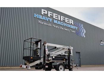 Niftylift 120TDE Bi-Energy, 12.3m Working Height, 5m Reach,  - колінчастий підйомник