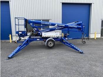 Колінчастий підйомник Niftylift 170HDE, Aanhanger Hoogwerker, 17 meter, Diesel / A
