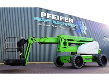 Колінчастий підйомник Niftylift HR21 HYBRID 4X4 Hybride, 21m Working Height, 13m R