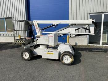 Колінчастий підйомник Niftylift Hoogwerker, 12 meter, Bi-energy, Accu + Diesel