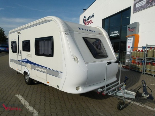hobby de luxe 490 ul sehr gepflegt camper from germany for sale at truck1 id 1132914. Black Bedroom Furniture Sets. Home Design Ideas