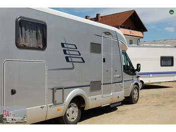 Hymer Eriba Tramp Cl 662 1 Hand Camper From Germany For