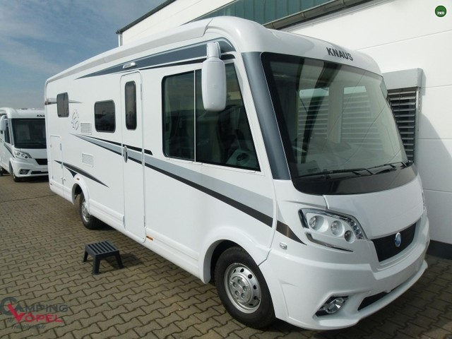Knaus Van I 600 Me 2013 Camper From Germany For Sale At