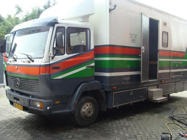 Mercedes benz camper ecoliner camper from netherlands for for Mercedes benz camper for sale