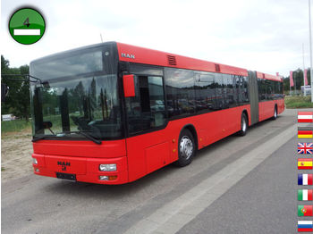 MAN A23 - DPF - city bus