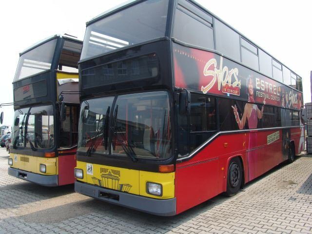 man sd 202 city bus from germany for sale at truck1 id. Black Bedroom Furniture Sets. Home Design Ideas