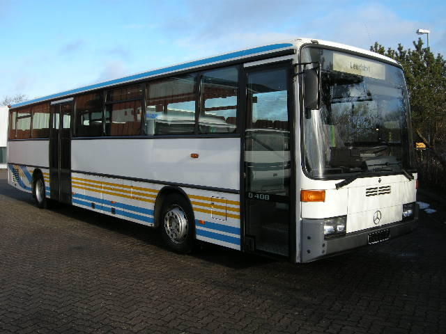 MERCEDES BENZ O 408 city bus from Germany for sale at Truck1