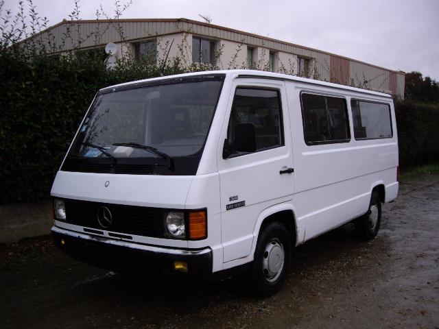 Transporter mercedes mb100d for Mercedes benz mb100d