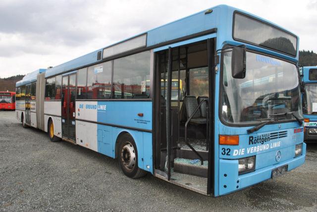 Mercedes benz o 405 gtd trolleybus unfall fahrbereit for Mercedes benz of atlantic city
