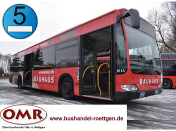 City bus Mercedes-Benz O 530 Citaro / 415 / Lion´s City / Euro 5