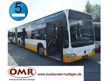 Mercedes-Benz O 530 GL Capacity  - city bus