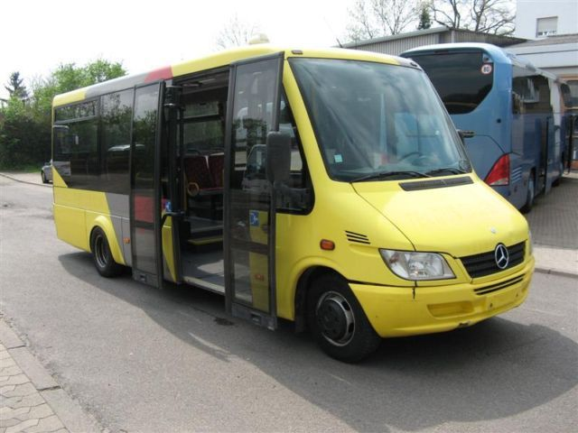Mercedes benz sprinter 616 niederflur city bus from for Mercedes benz of atlantic city