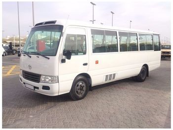 TOYOTA Coaster - city bus