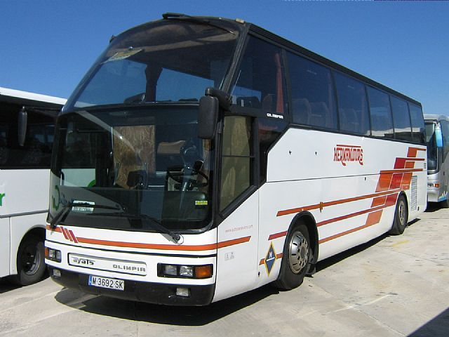 Iveco Pegaso 5237 Www Azulasbus Com Coach From Spain For