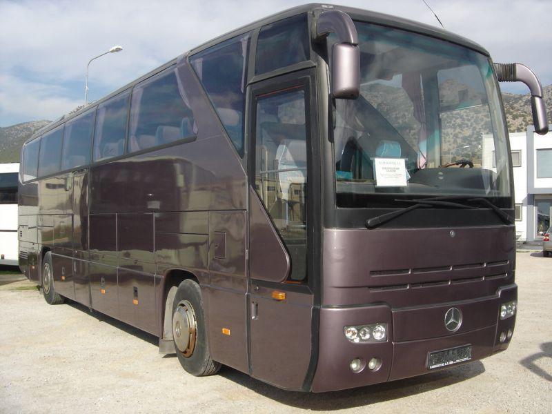 Mercedes benz 0350 15 shd tourismo coach from greece for for Mercedes benz tourismo coach