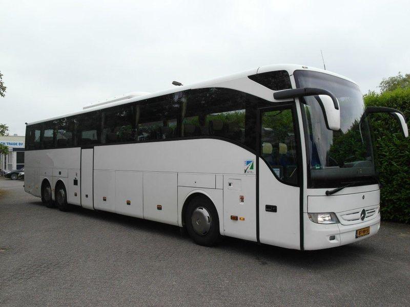 Mercedes benz tourismo rhd l coach from poland for sale at for Mercedes benz tourismo coach
