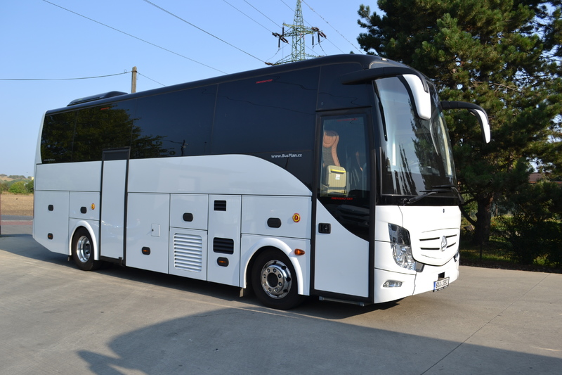New Mercedes Benz Atego Travego Coach For Sale From Czech Republic