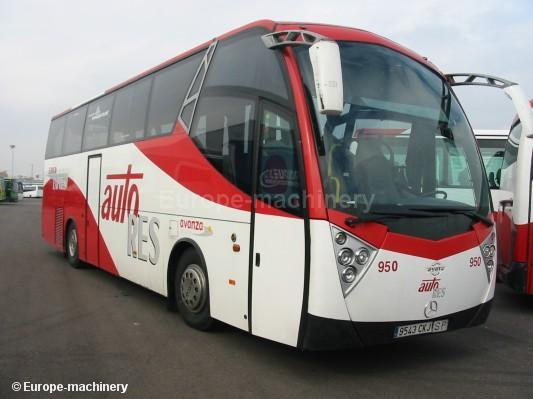 Mercedes benz oc 500 iii coach from spain for sale at for Mercedes benz oc