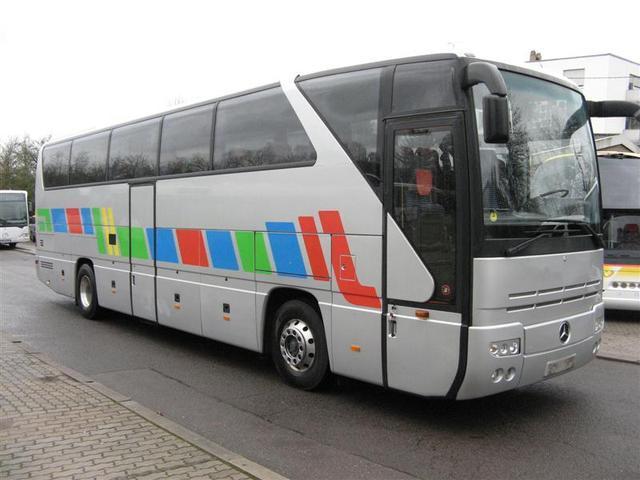 Mercedes benz o 350 15 shd tourismo top zustand euro 3 for Mercedes benz tourismo coach