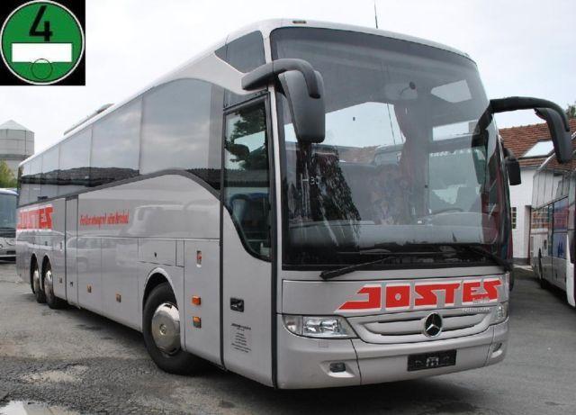 Mercedes benz o 350 16 rhd tourismo schaltgetriebe euro 5 for Mercedes benz tourismo coach