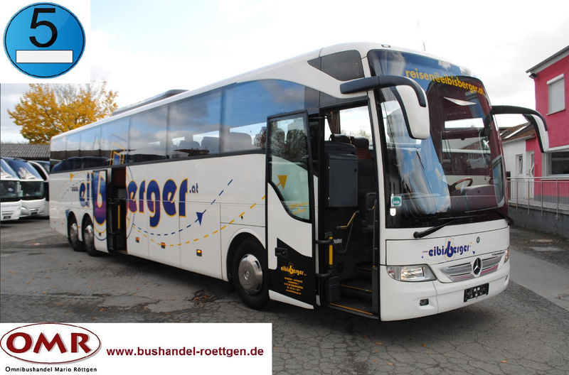 Mercedes benz o 350 17 rhd l tourismo 417 580 r2 for Mercedes benz tourismo coach