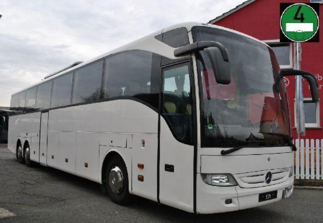 Mercedes benz o 350 17 rhd tourismo 60 pl tze euro 4 s 417 for Mercedes benz tourismo coach