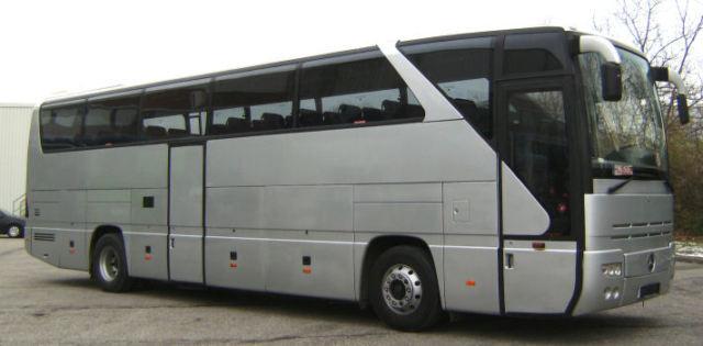 Mercedes benz o 350 shd tourismo coach from germany for for Mercedes benz tourismo coach