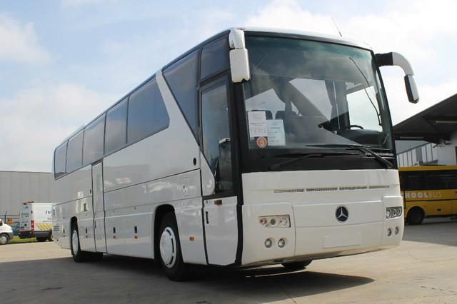 Mercedes benz o 350 tourismo coach from belgium for sale for Mercedes benz tourismo coach