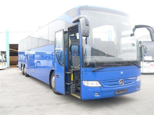 Mercedes benz o 350 tourismo r2 17 rhd o 580 64 for Mercedes benz tourismo coach