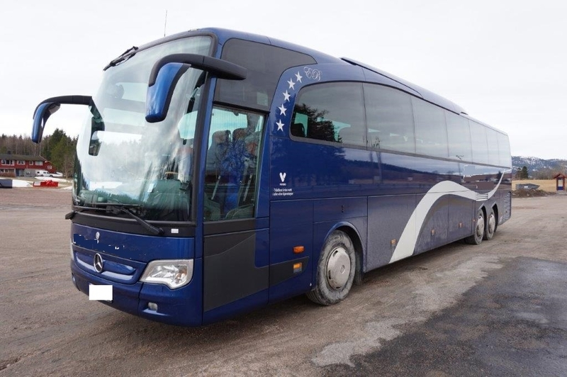 mercedes benz travego coach from norway for sale at truck1. Black Bedroom Furniture Sets. Home Design Ideas