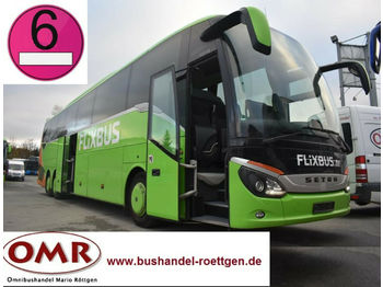 Coach Setra S 517 HD / Euro 6 / Travego: picture 1
