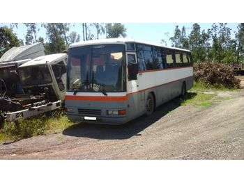 VOLVO B10M 250 left hand drive 55 seats - coach