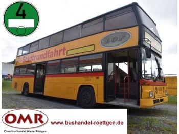 Doppeldeckerbus MAN SD 202 Cabrio / SD200 / A14 / Skyliner