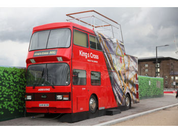 Daimler Fleetline - Mobile Marketing Suite - double-decker bus