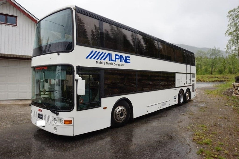 van hool 824 3 double decker bus from norway for sale at truck1 id rh truck1 eu Setra Bus Van Hool Bus