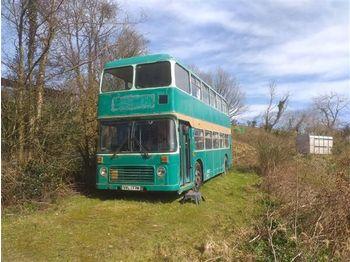 Dubbeldeksbus Bristol Vr Glamping bus