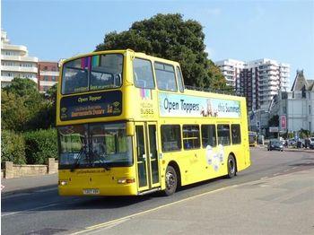 Dubbeldeksbus DAF Semi Open top bus